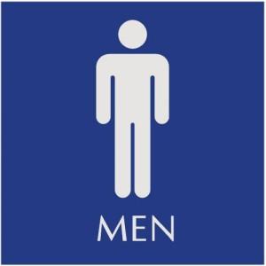 mens room